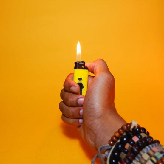 accendino fiamma