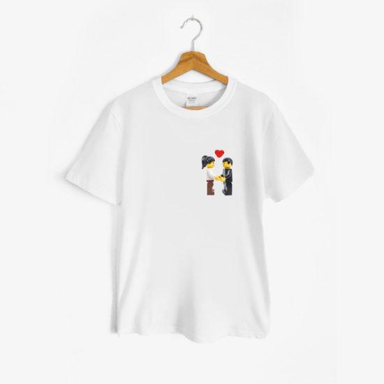 t shirt love mini