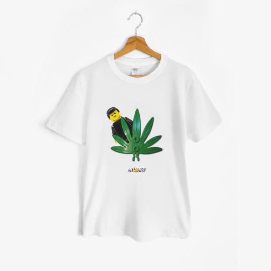 t shirt weed